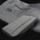 Code10 RFID-safe Travel Wallet Wet Grey